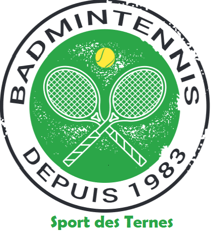 Badmintennis logo officiel