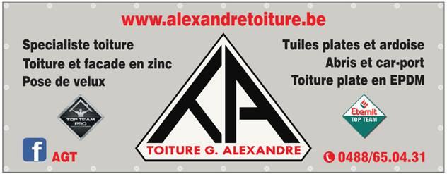 Toiture alexandre